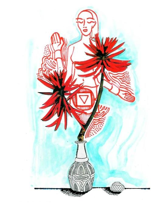 fleur-de-la-racine
