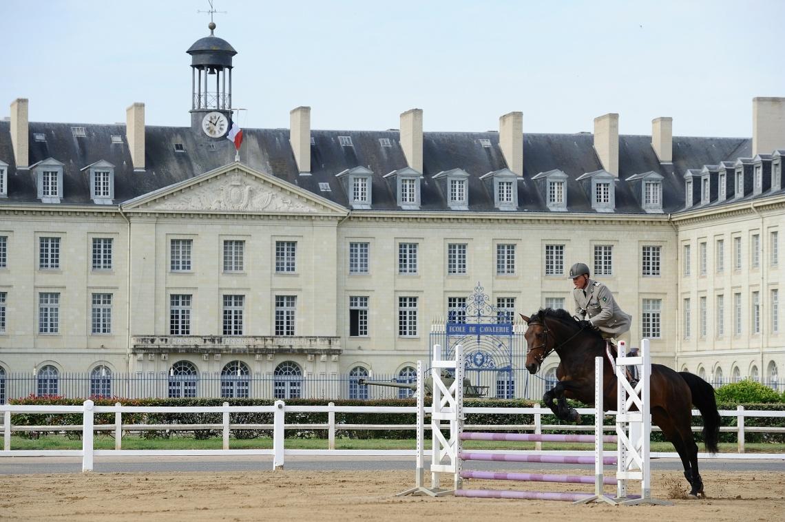 Saumur-Ecole-de-cavalerie_JS-Evrard